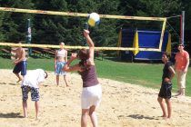 Beachvolleyball-Turnier der Emser Turnerschaft
