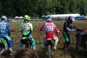 Motocross: Ender bei FMS MX2 in Broc