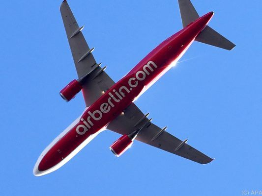 Air Berlin in der Krise