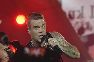 Robbie Williams überzeugte mit perfektem Entertainment