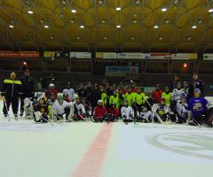 Traditionelles Bulldogs Camp im Messestadion