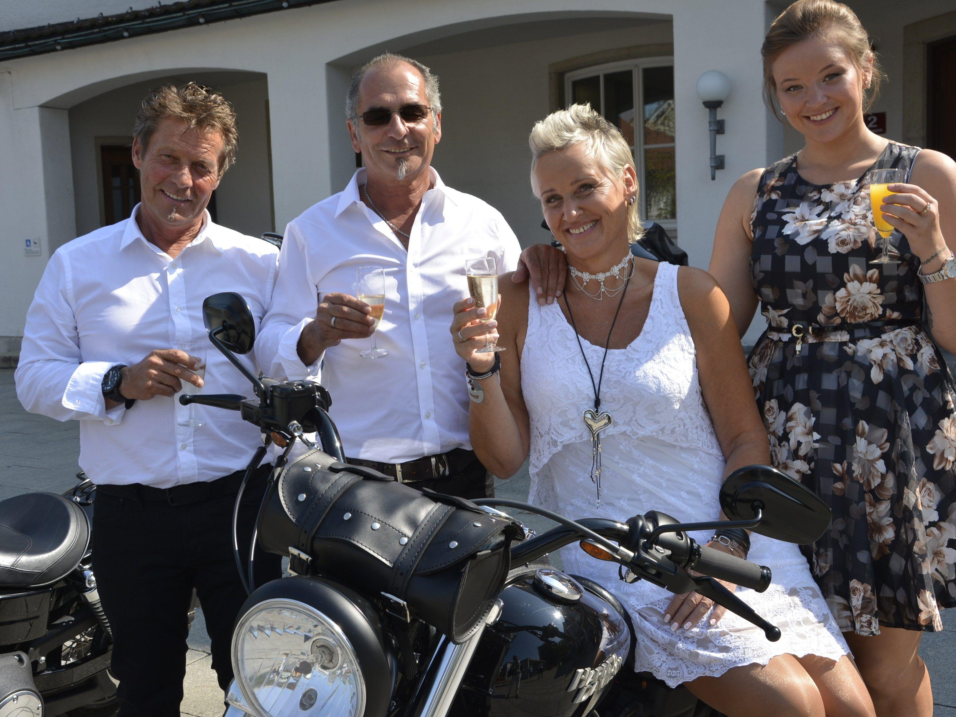 Hochzeit von Andrea Böhler und Manfred Greber - Dornbirn   VOL.AT
