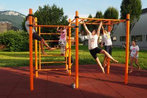 Streetworkout neu in Altach