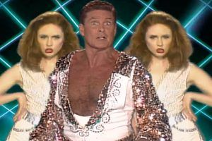"David Hasselhoff ist der Funk-Master der ""Guardians of the Galaxy"""