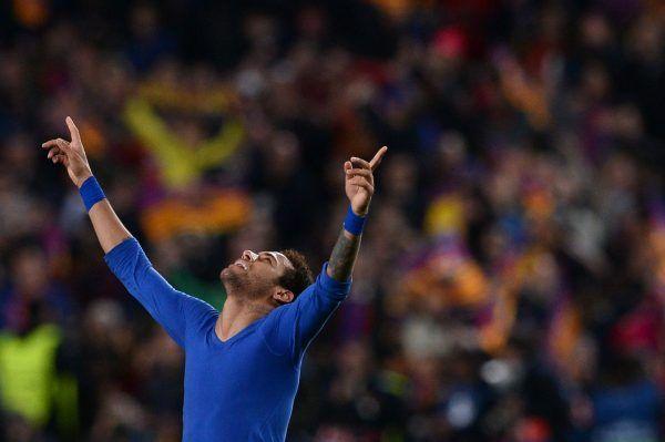 Neymar in Paris eingetroffen