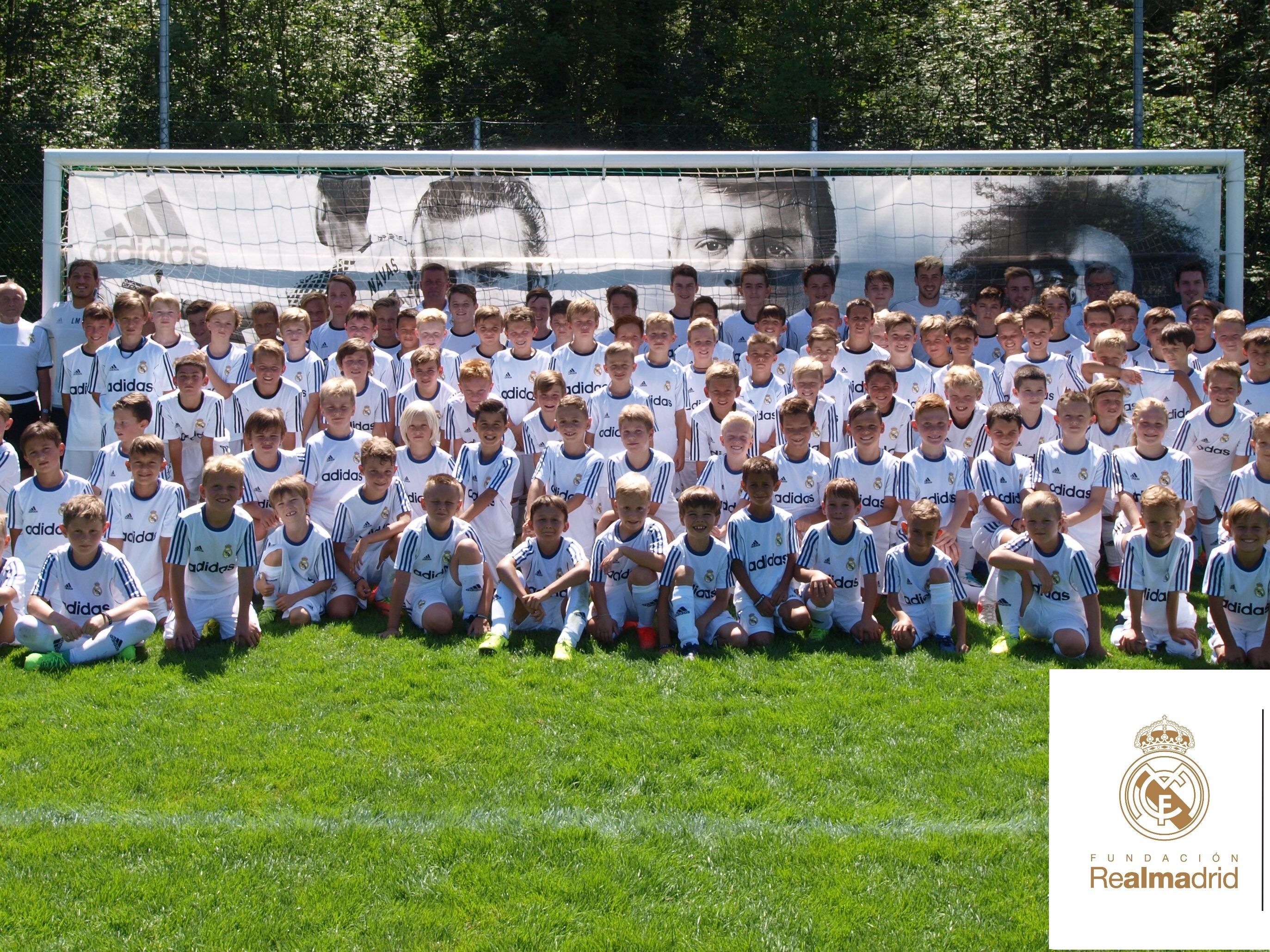 Real Madrid Clinics 2017 beim SC Hatlerdorf