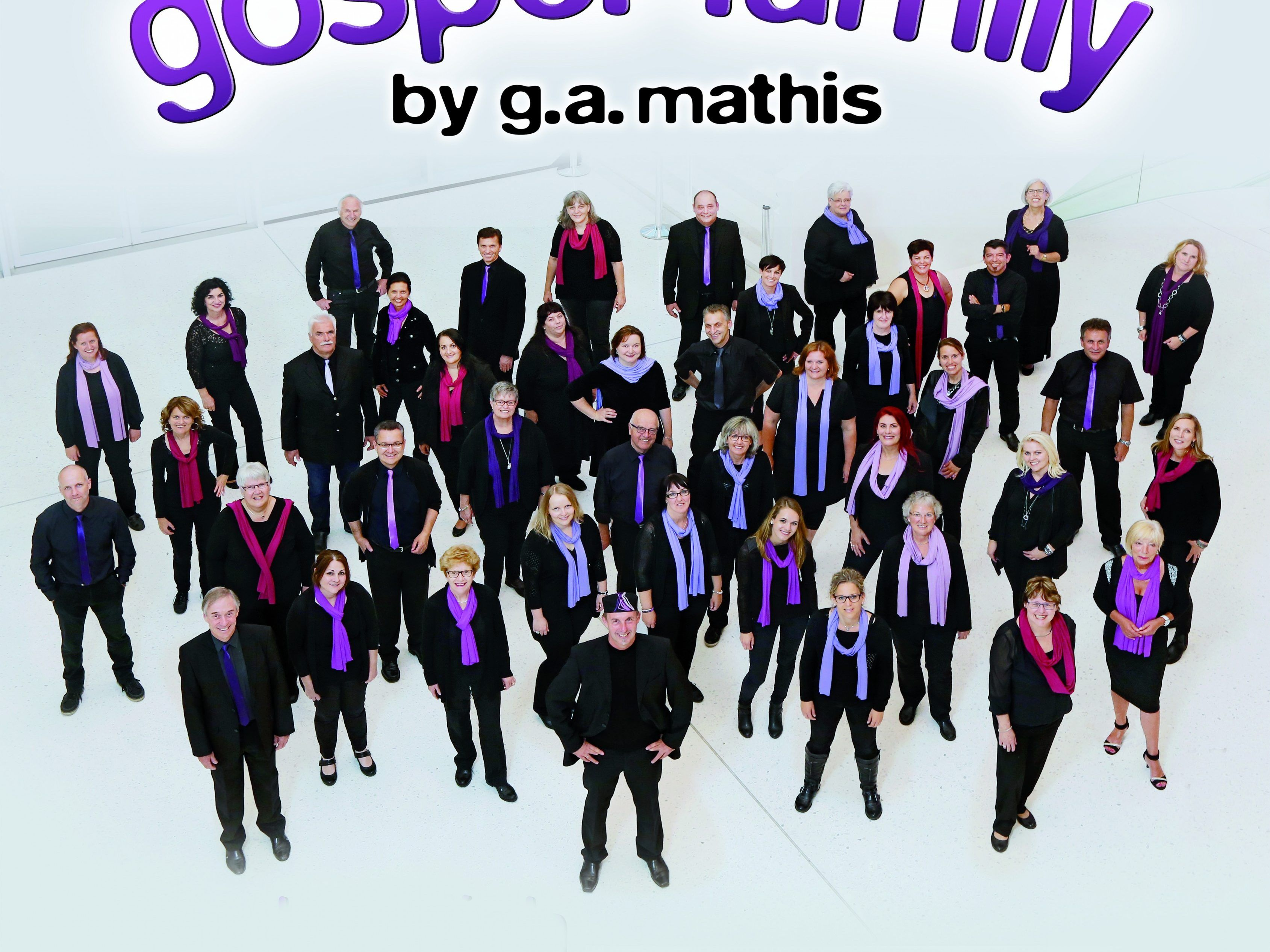 Gospel-family by g.a.mathis