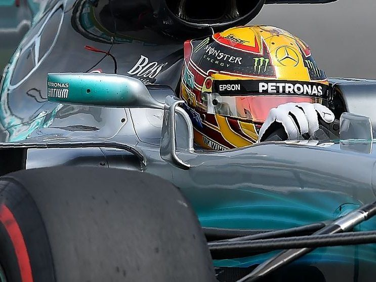 Lewis Hamilton holte sich die Pole Position in Malaysia.