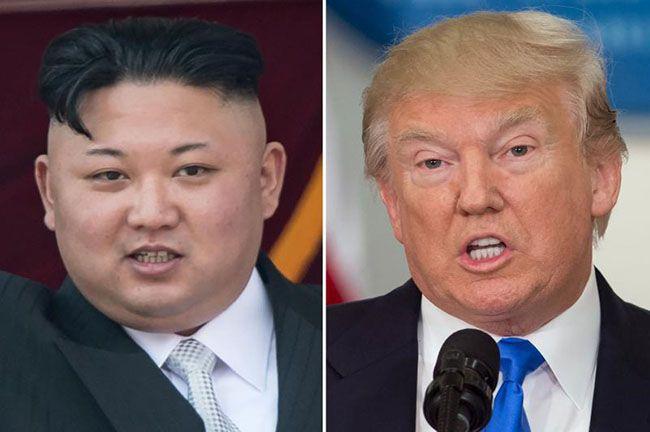 Kim droht den USA mit dem Test einer Wasserstoffbombe übe dem Pazifik