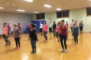 "Video! ""Zumba"" boomt auch in Altenstadt"