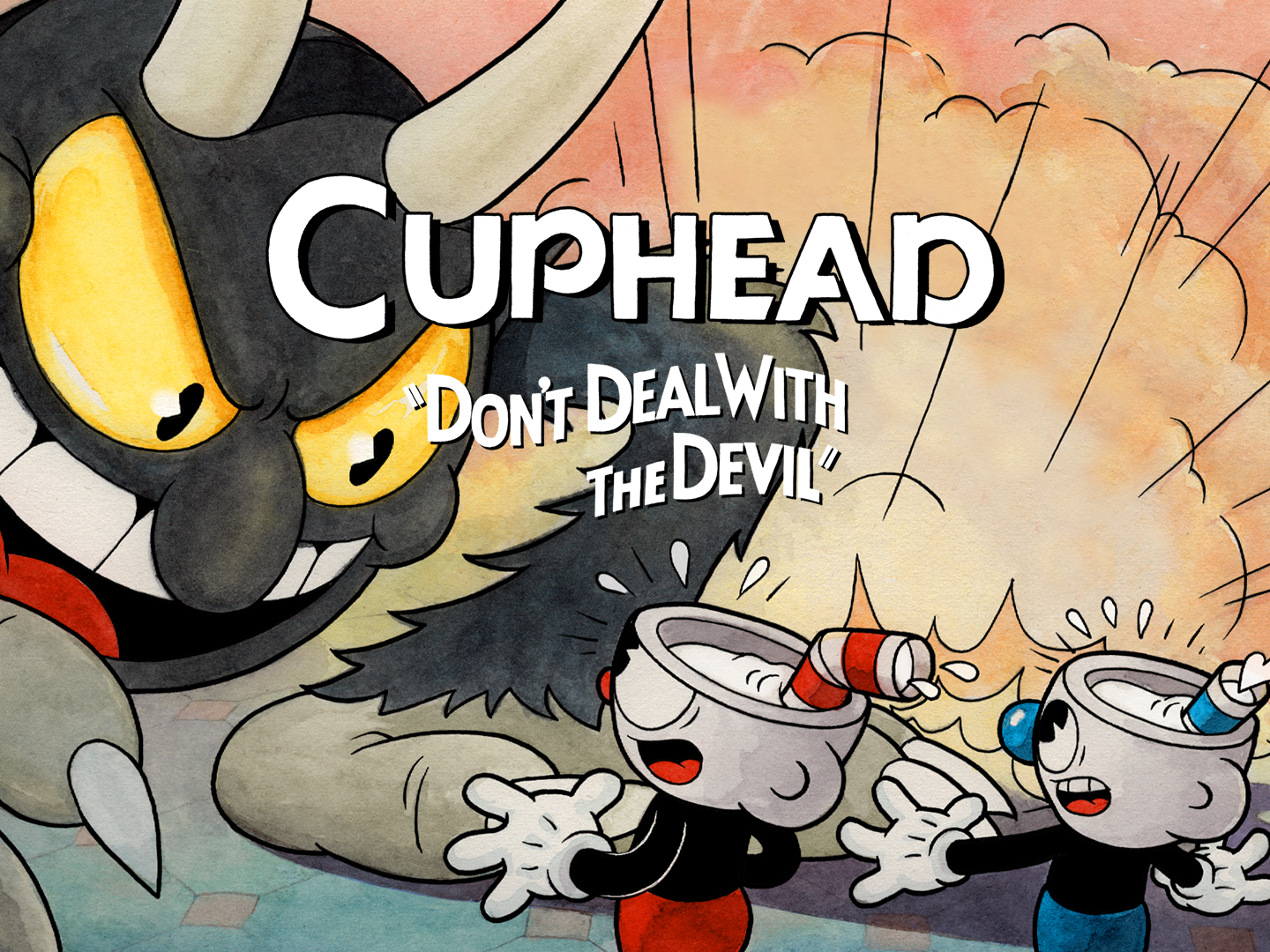 "Ein Highlight auf der Game City 2017: Der Indie-Hit ""Cuphead"""
