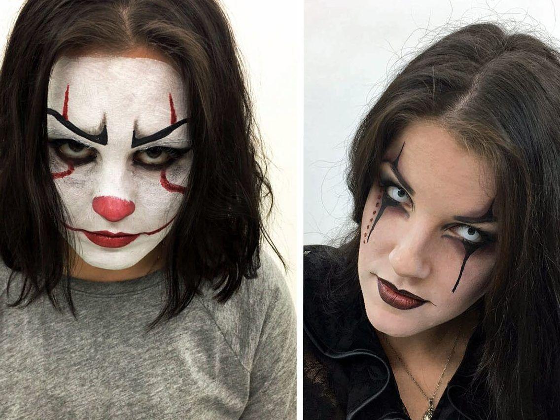 Halloween Schmink Ideen.Halloween Drei Einfache Make Up Ideen Fur Das Gruselfest