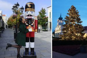 Christmas Late Night Shopping 2017 im McArthurGlen Designer Outlet Parndorf