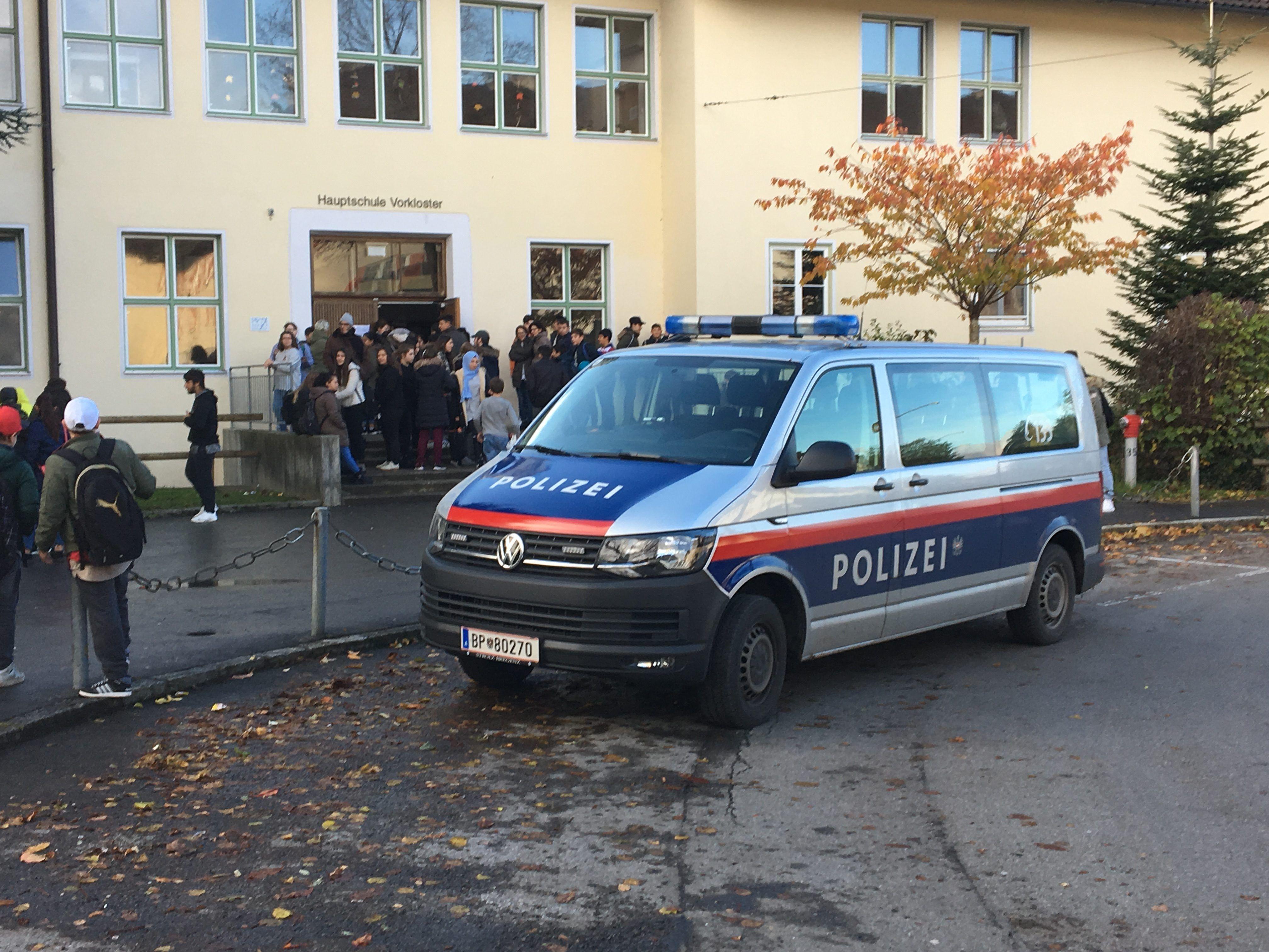 Polizei Bregenz