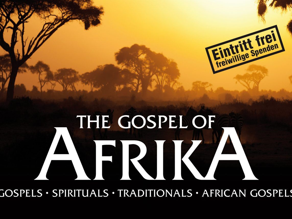 THE GOSPEL OF AFRIKA