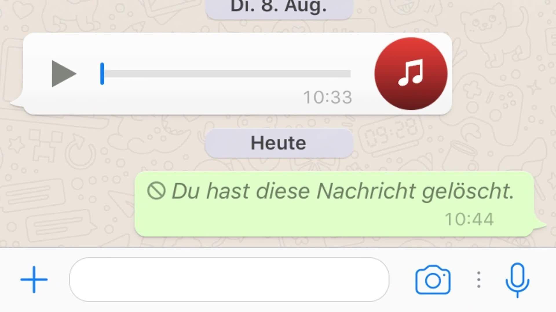 Whatsapp Nachrichten Als Nicht Gelesen Anzeigen