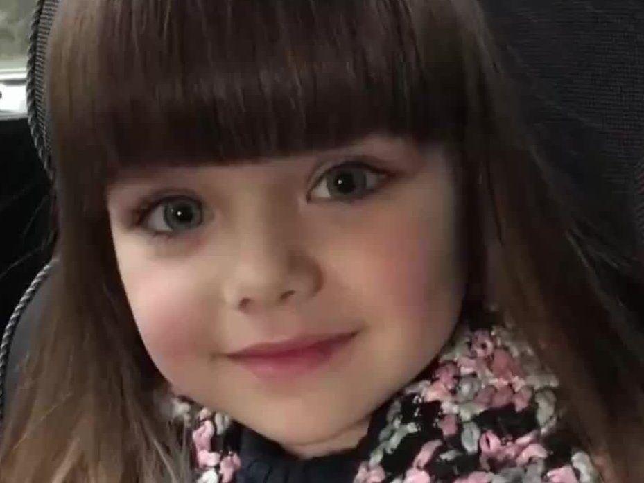 Diese 6 Jährige Ist Das Schönste Mädchen Der Welt Lifestyle