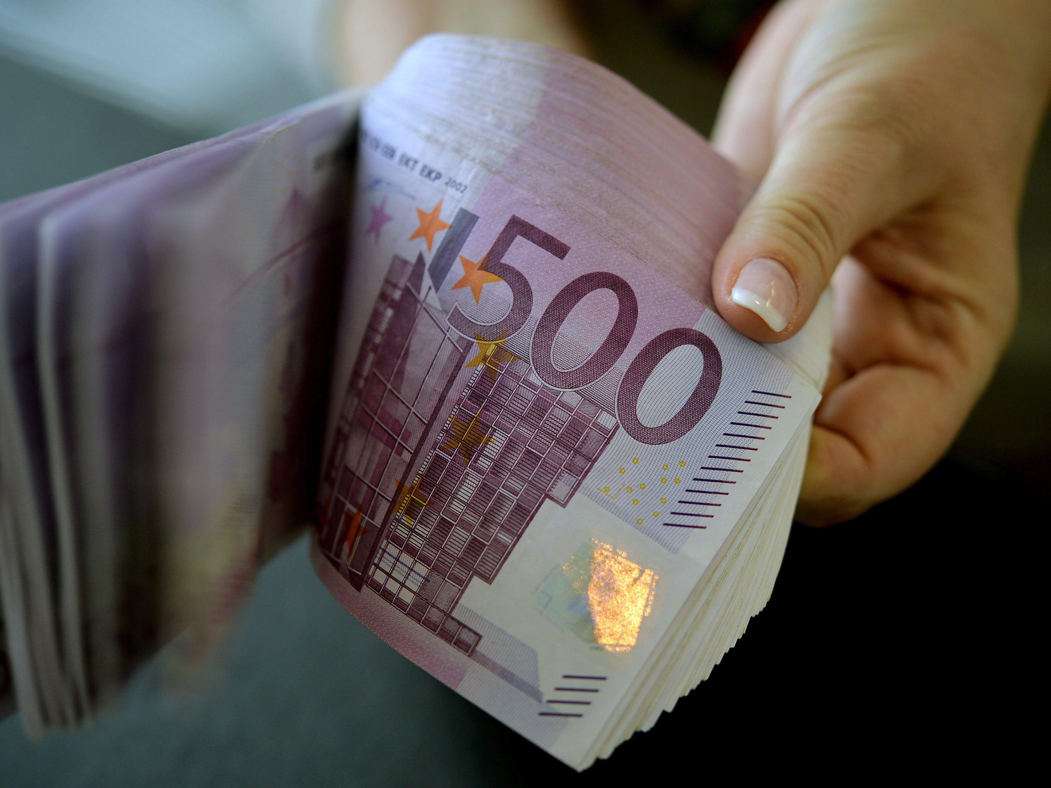 500 Euro Schein Wird Mit Ende 2018 Abgeschafft Wien Aktuell Vienna At