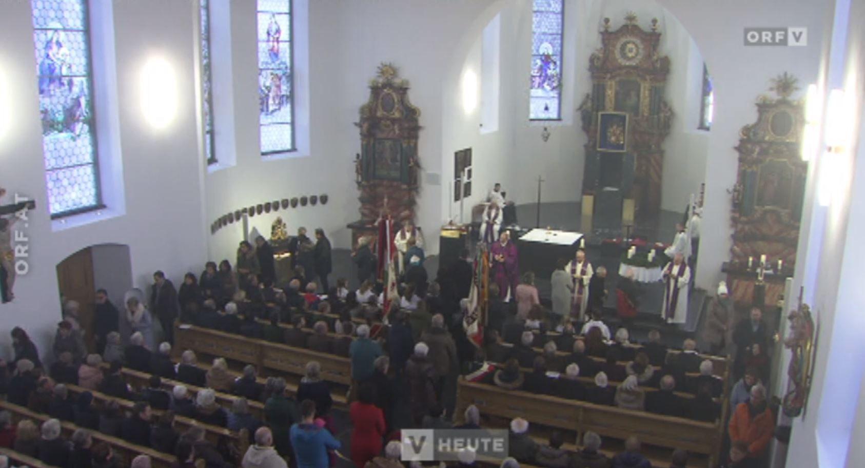 Kirche in Bildstein feierlich eingeweiht