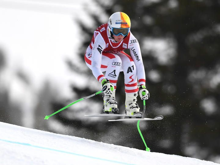 Hütter triumphiert in Lake Louise
