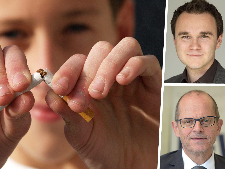 Vorarlberg: Darum ist Rauchen im Auto für Kinder so gefährlich ...