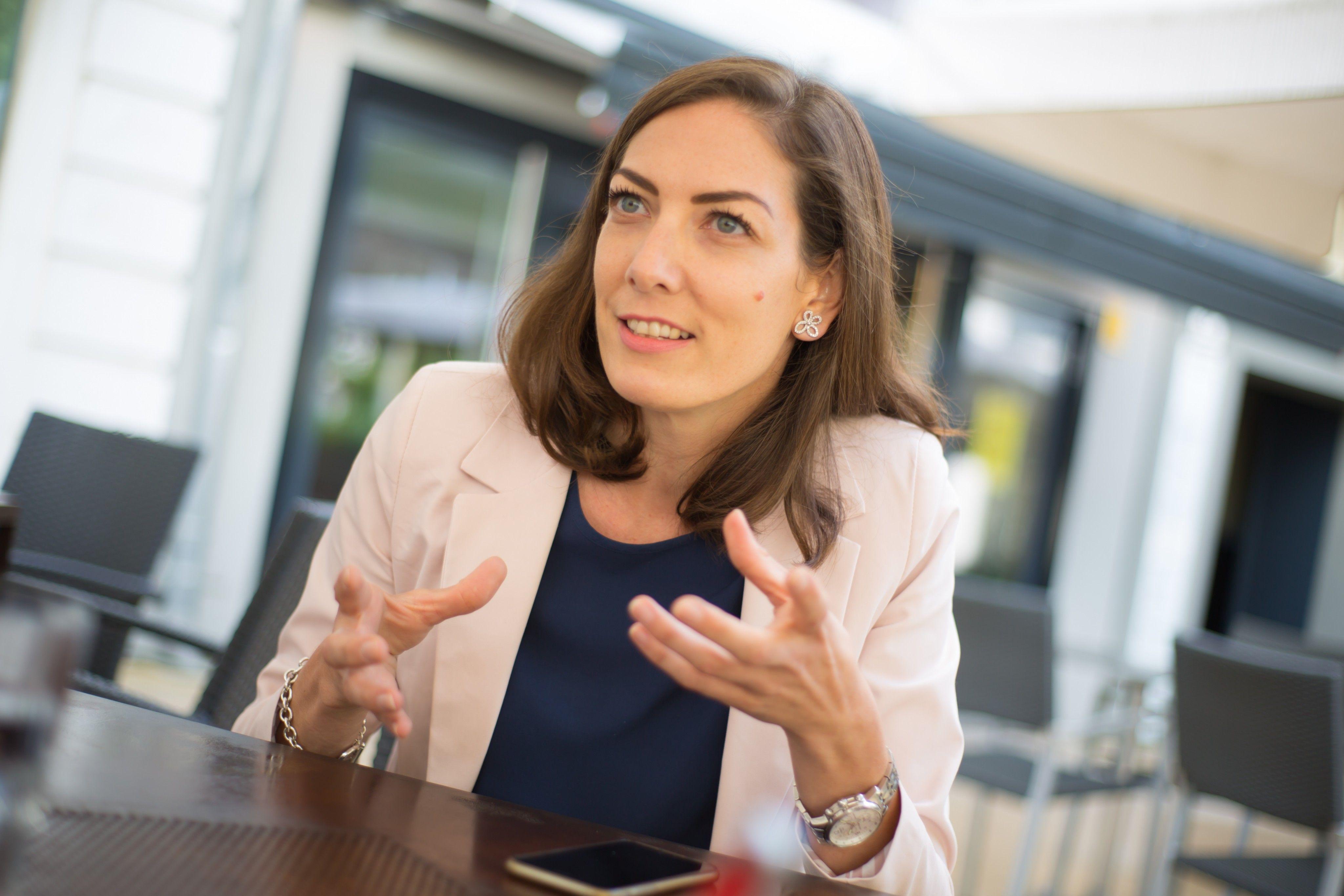 Wird Veronika Marte neue Familienministerin?