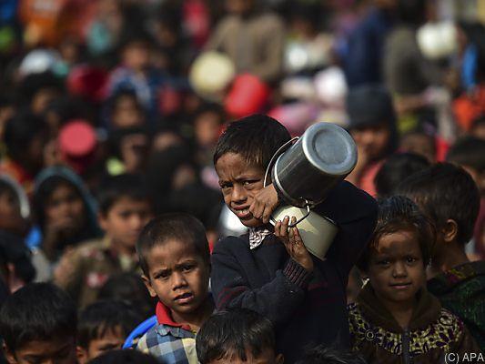 Flüchtlinge sollen nach Myanmar zurückkehren