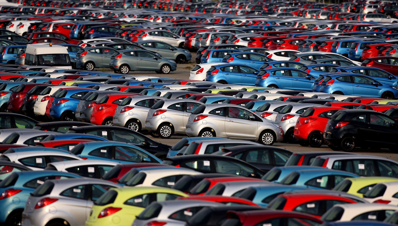 Rekord: Vorarlberger kauften 2017 über 16.000 neue Autos