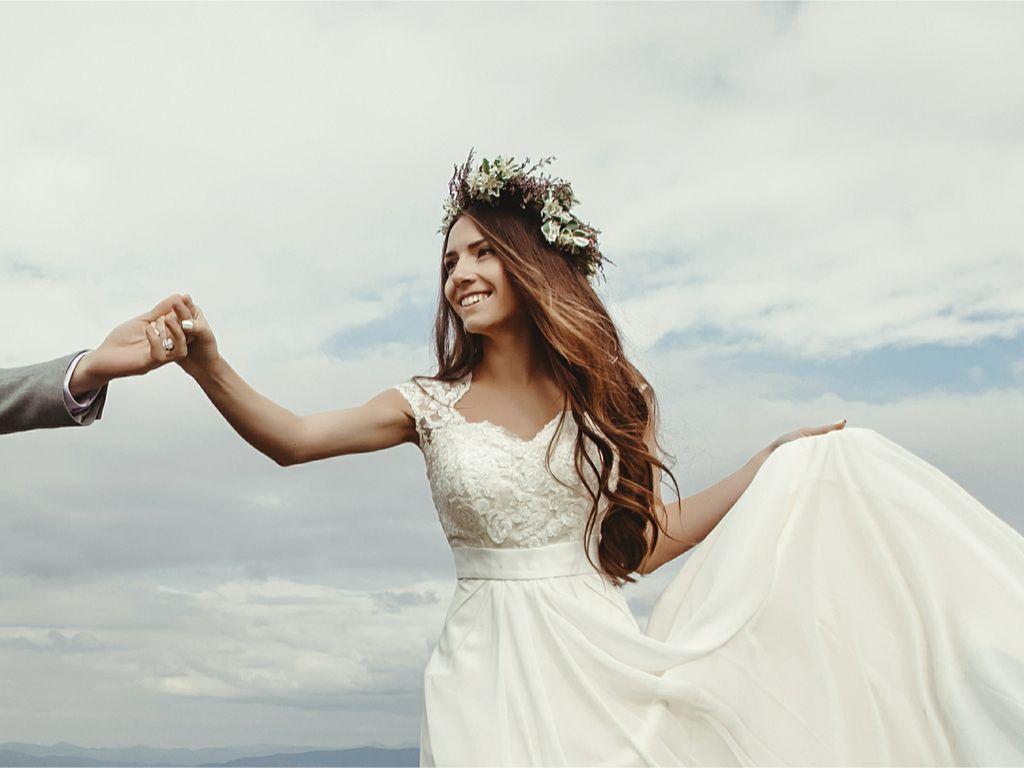 Traumhafte Brautkleider zum Schnäppchenpreis! - Advertorial -- VOL.AT