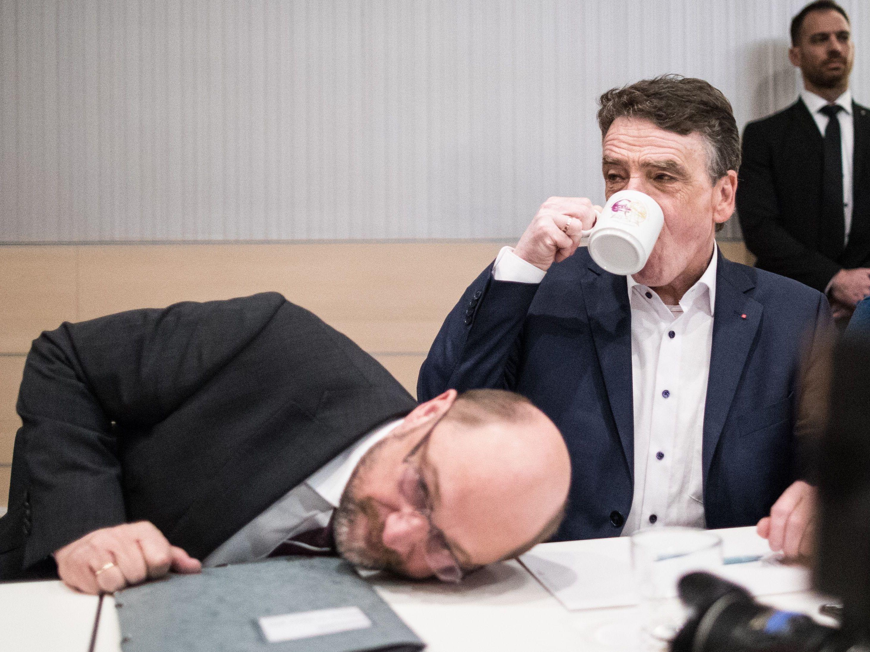 Berliner SPD gegen neue Große Koalition