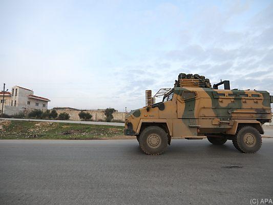 Syrien: Assad-Truppen sollen Kurden in Afrin unterstützen
