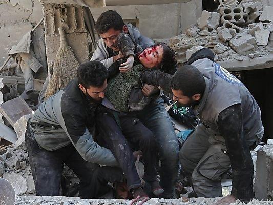 Deutschland sagt 10 Millionen Euro zusätzlich für Syrien zu