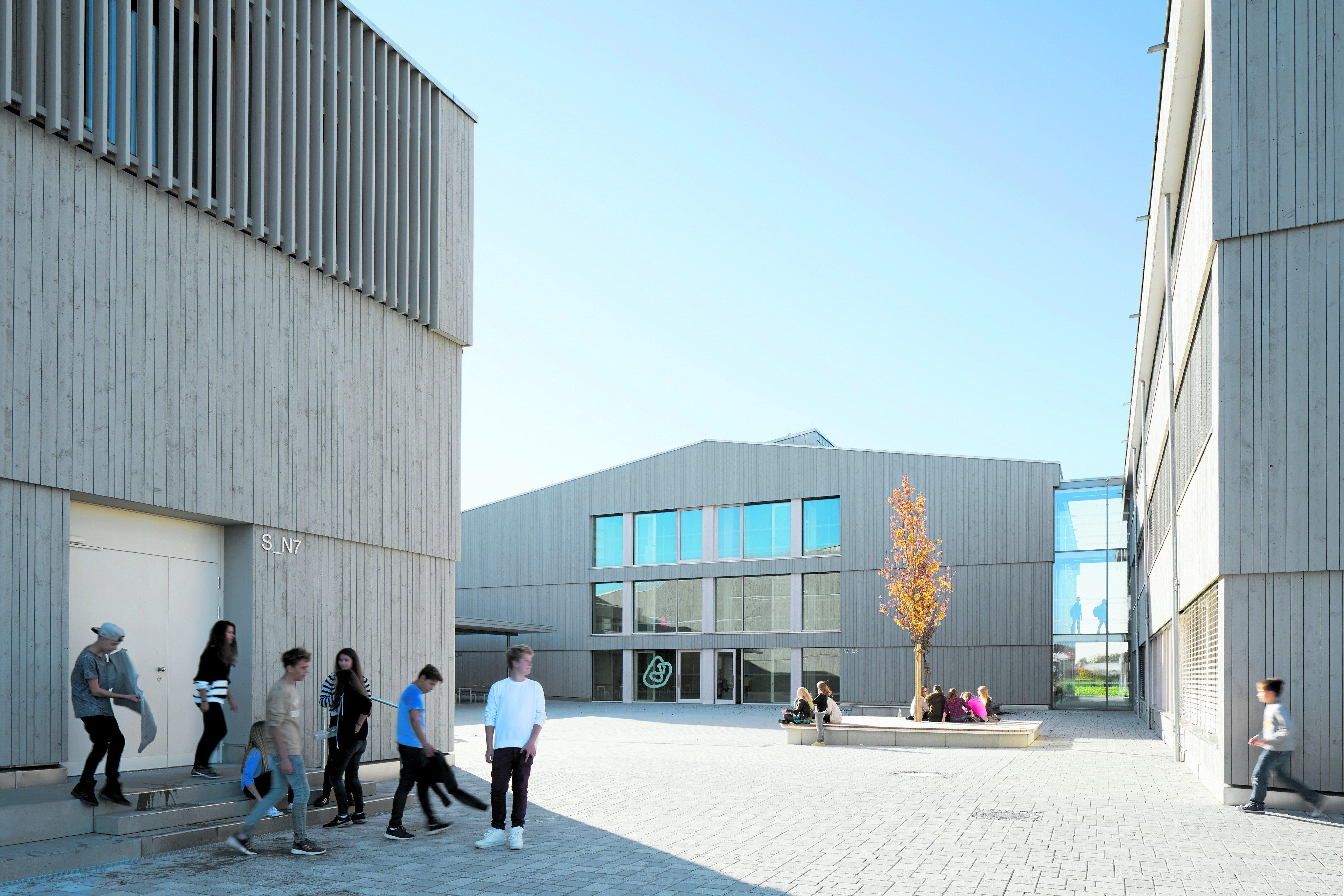 Eine Schule macht Schule