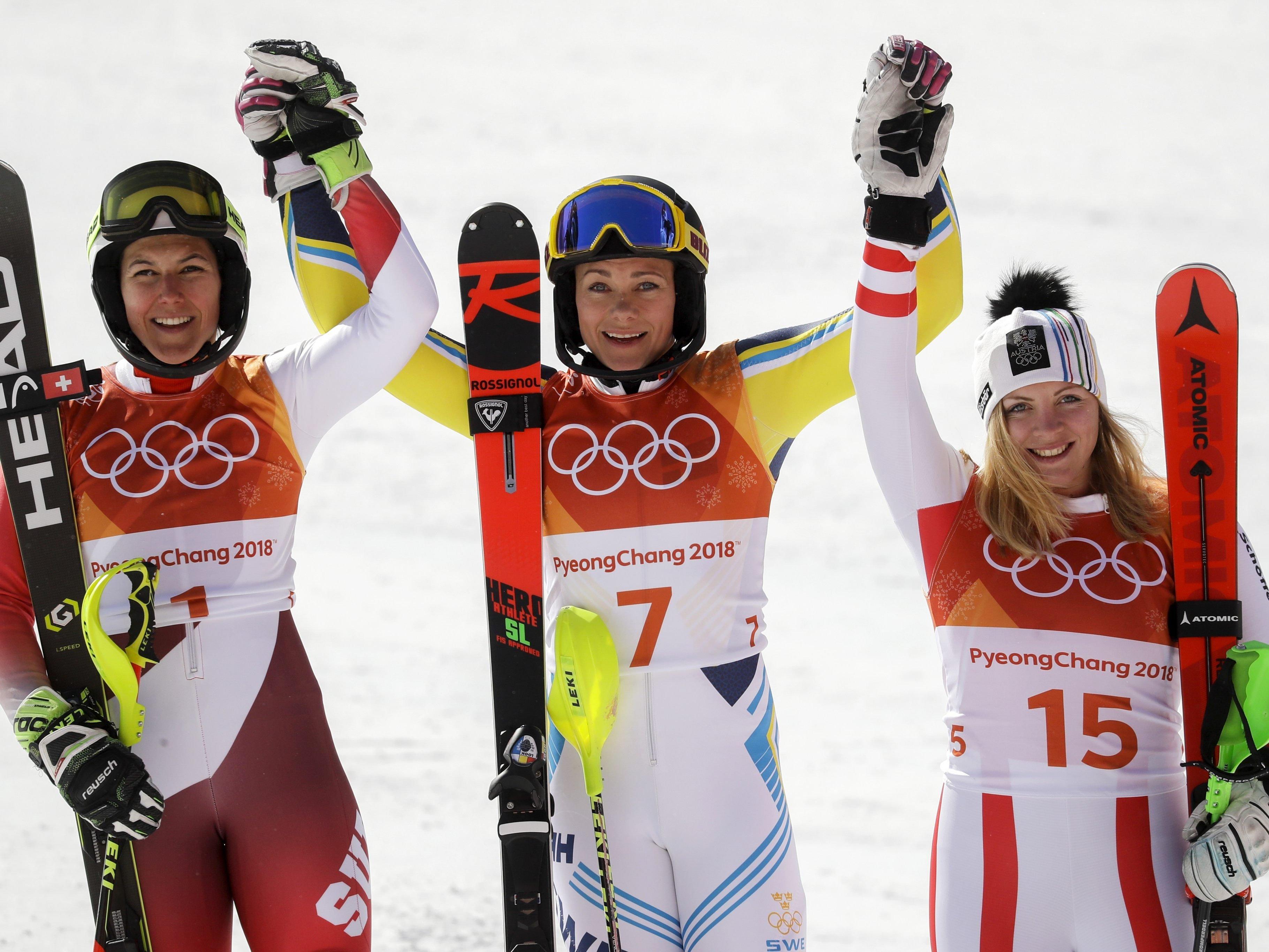 olympia slalom damen