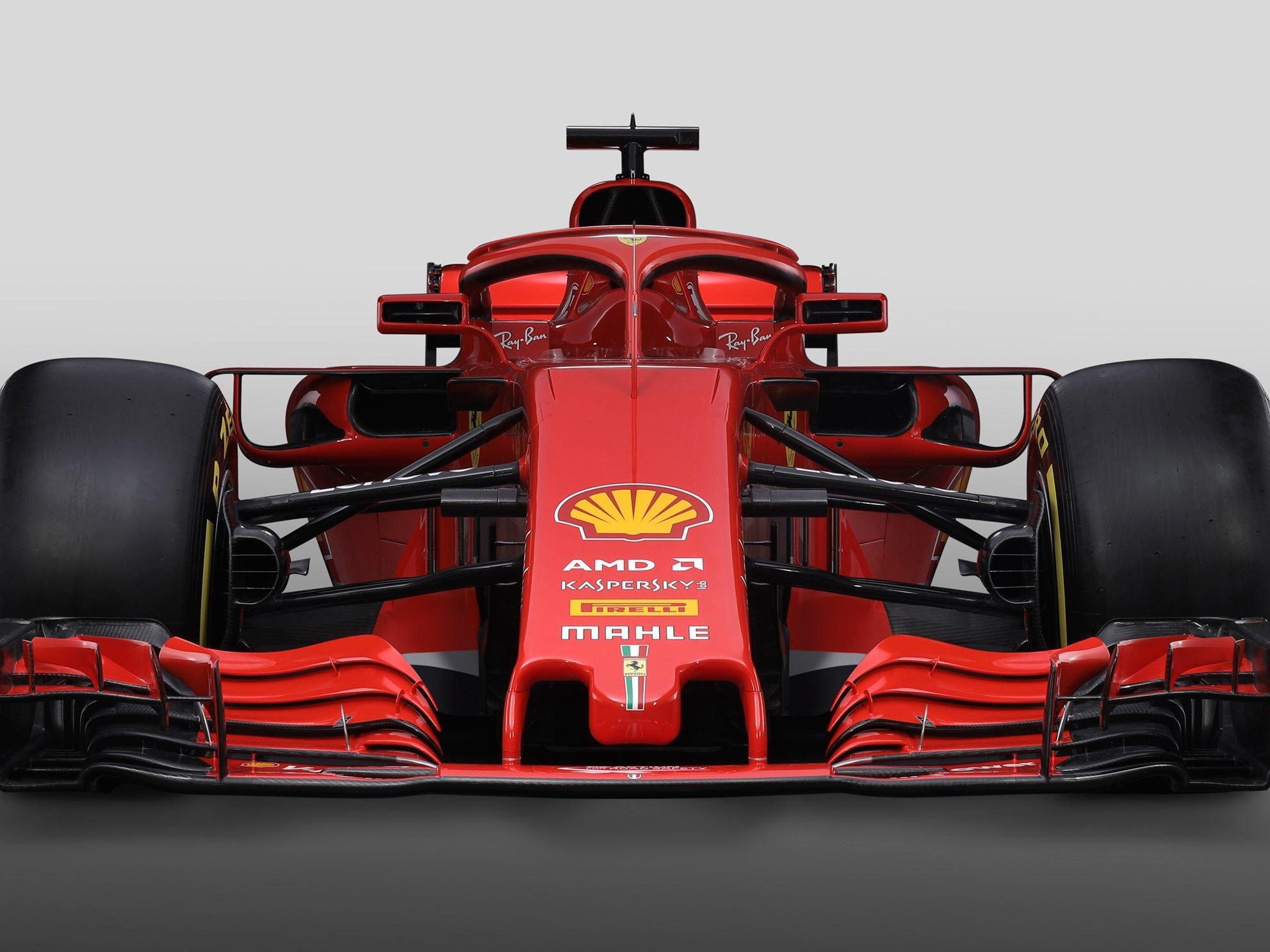 Ferrari 2018 In Der Formel 1 Das Ist Die Neue Rote Göttin Formel