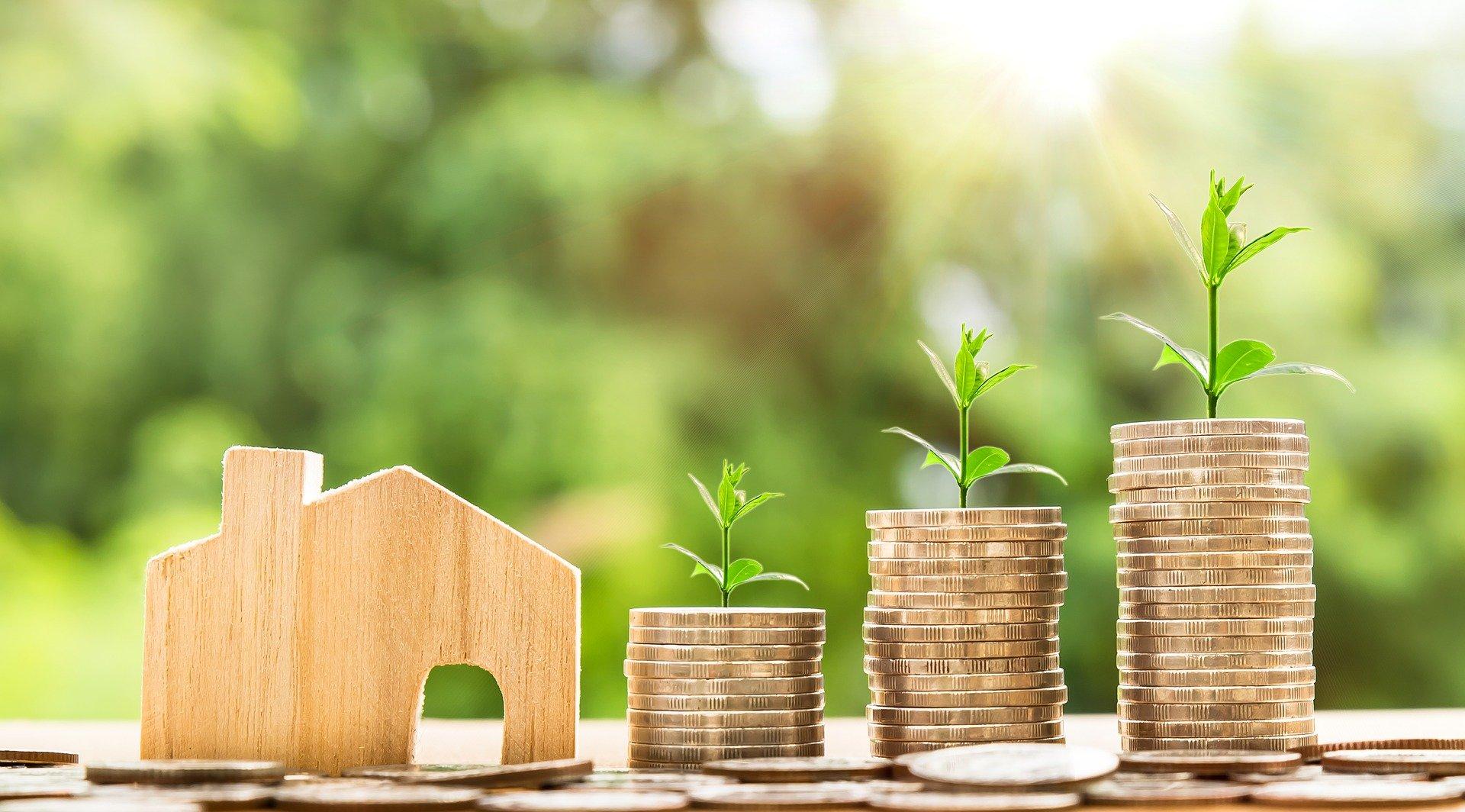 Intelligent Sparen & richtig Planen beim Hausbau oder Immobilienkauf