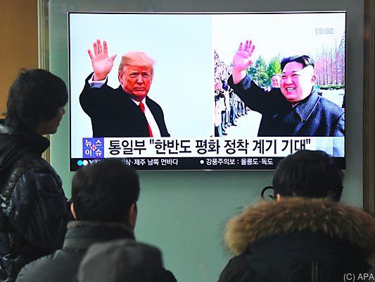Gipfeltreffen zwischen Nord- und Südkorea vereinbart
