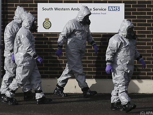 BBC: Spuren von Nervengift in Restaurant nach Anschlag auf Ex-Spion