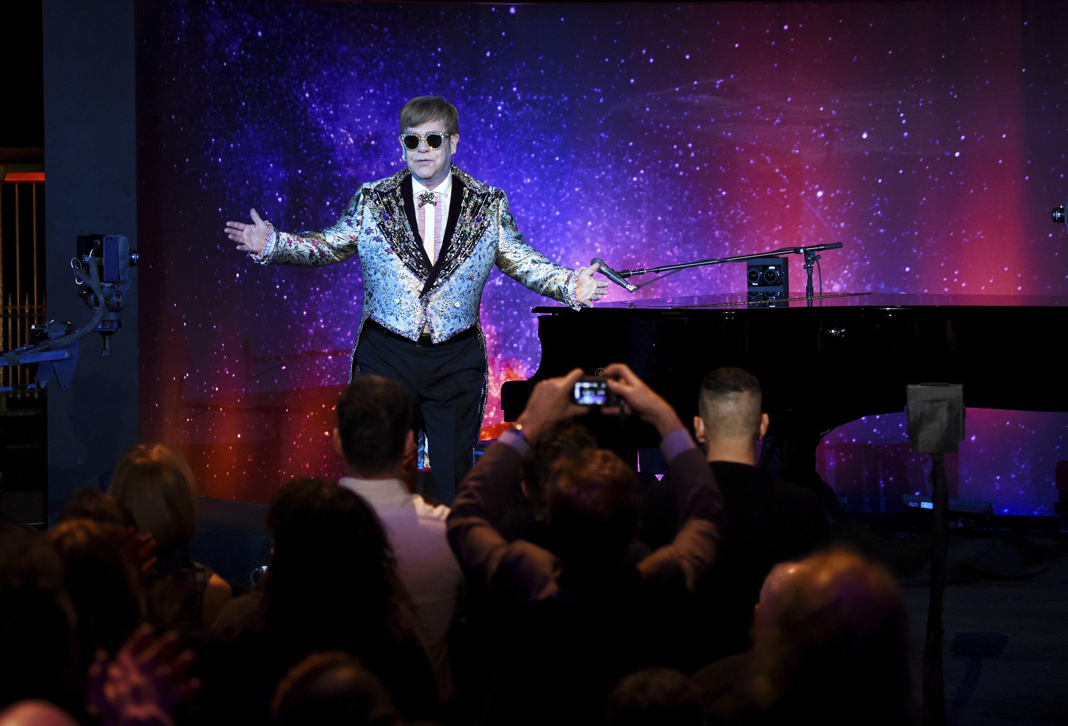 Abschiedstour von Elton John: Zwei Zusatzshows in Wien und Graz