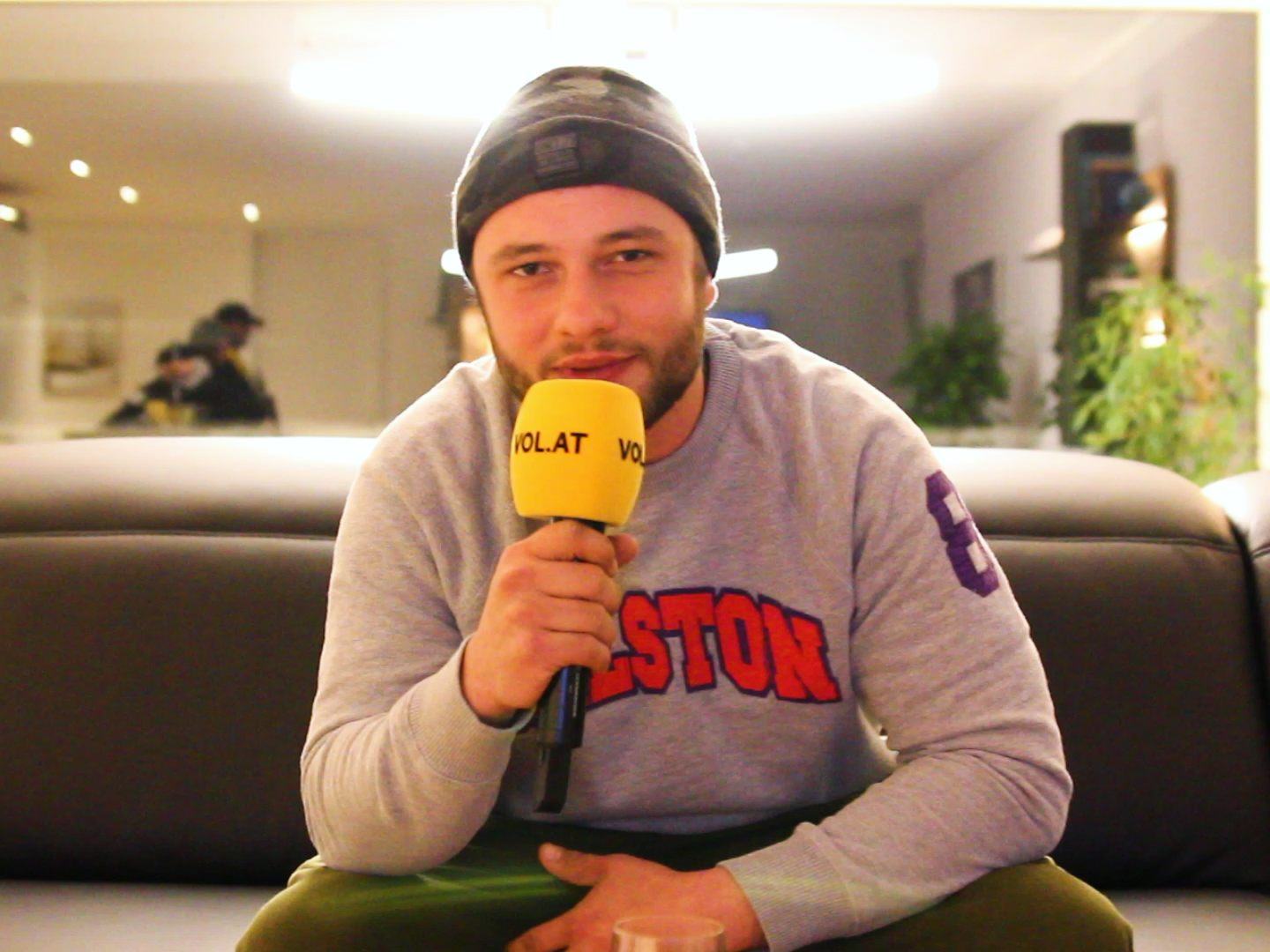 Vorarlbergs Talente: Ländle Rapper Smile im VOL.AT Interview.