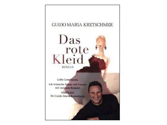 the best attitude 09811 854f0 Guido Maria Kretschmer: Das rote Kleid - Buchtipp -- VOL.AT