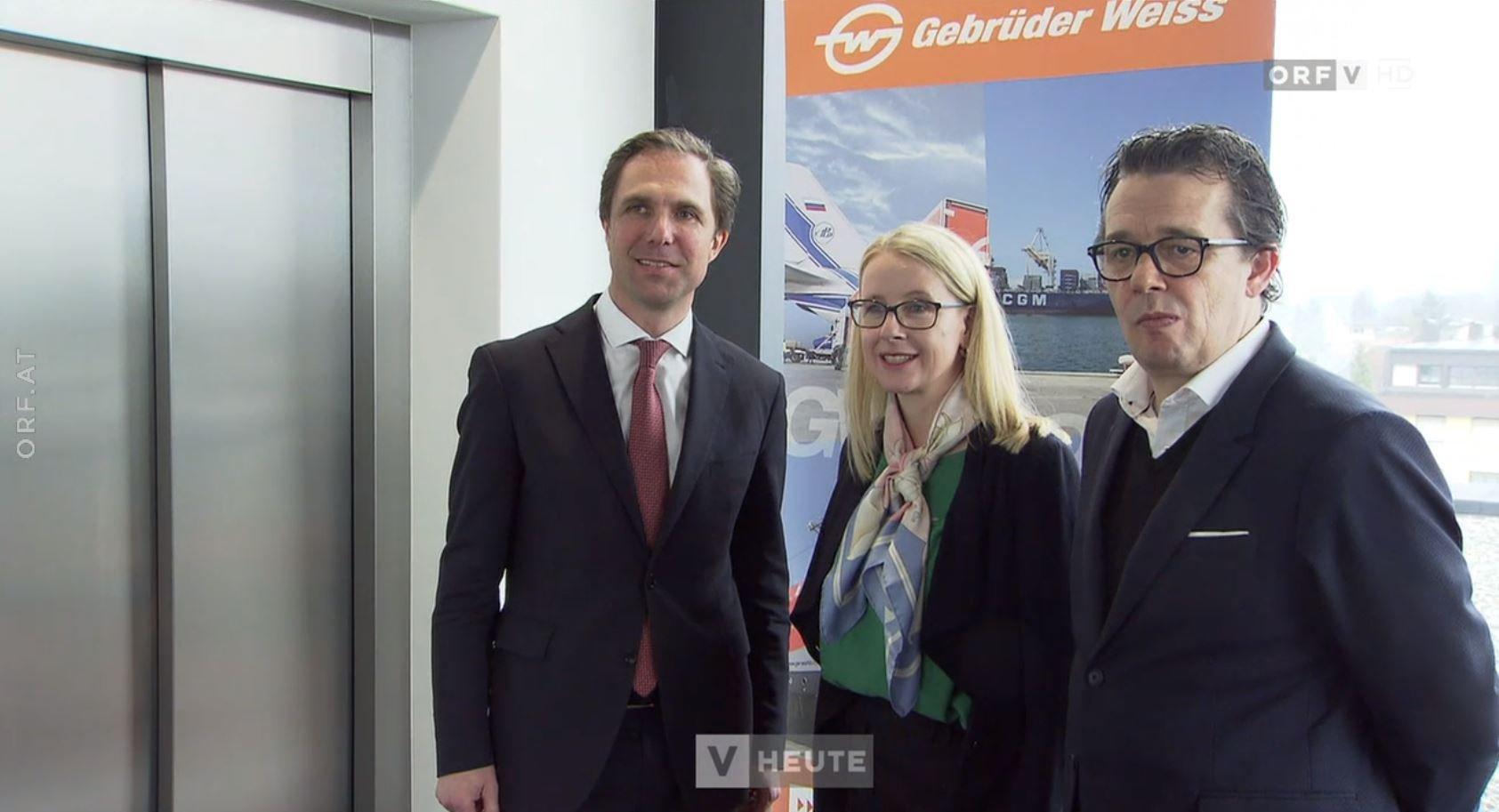 Vorarlberg: Wirtschaftsministerin Schramböck zu Besuch