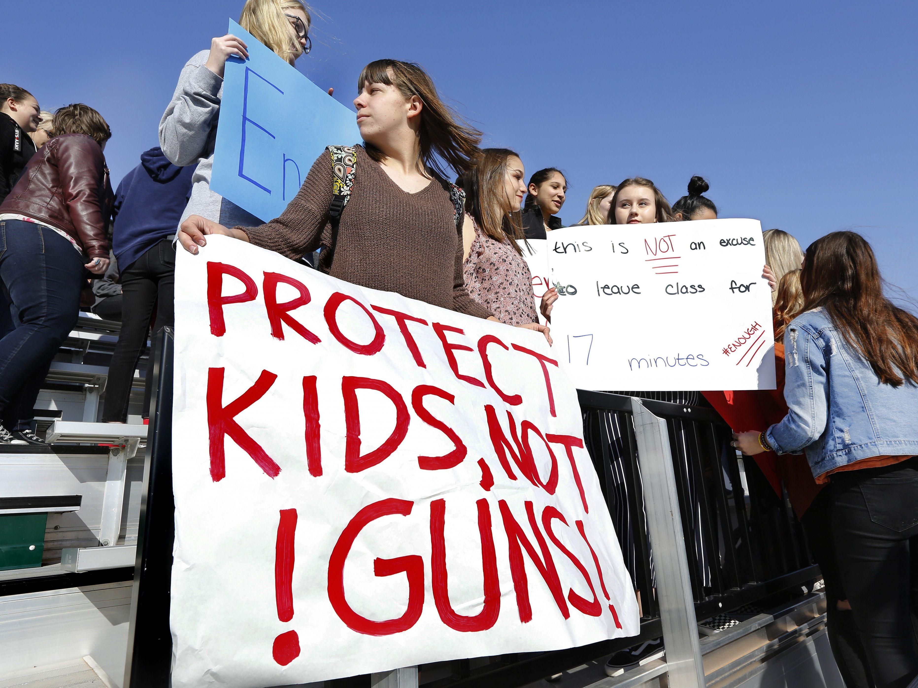 US-Lehrer gibt versehentlich Schuss ab und verletzt damit Schüler