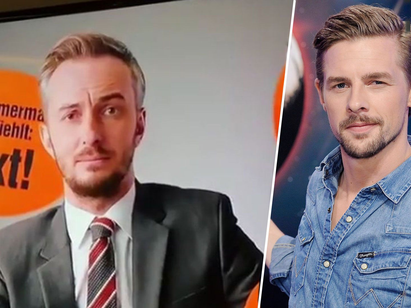 Böhmermann crashte Heufer-Umlaufs Late-Night-Show.