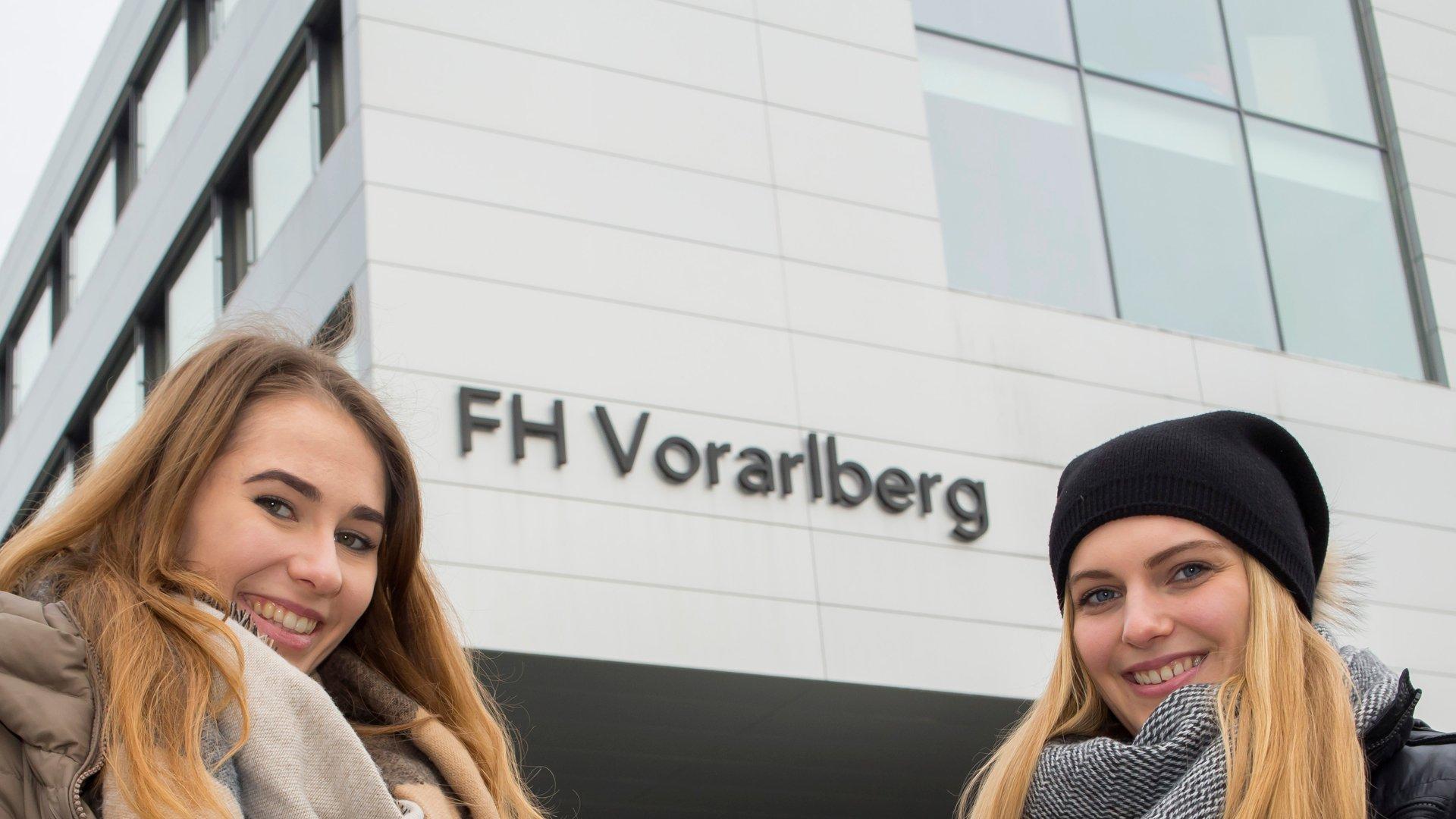 """FH Vorarlberg verkündet """"Rekordjahr in der Forschung"""""""