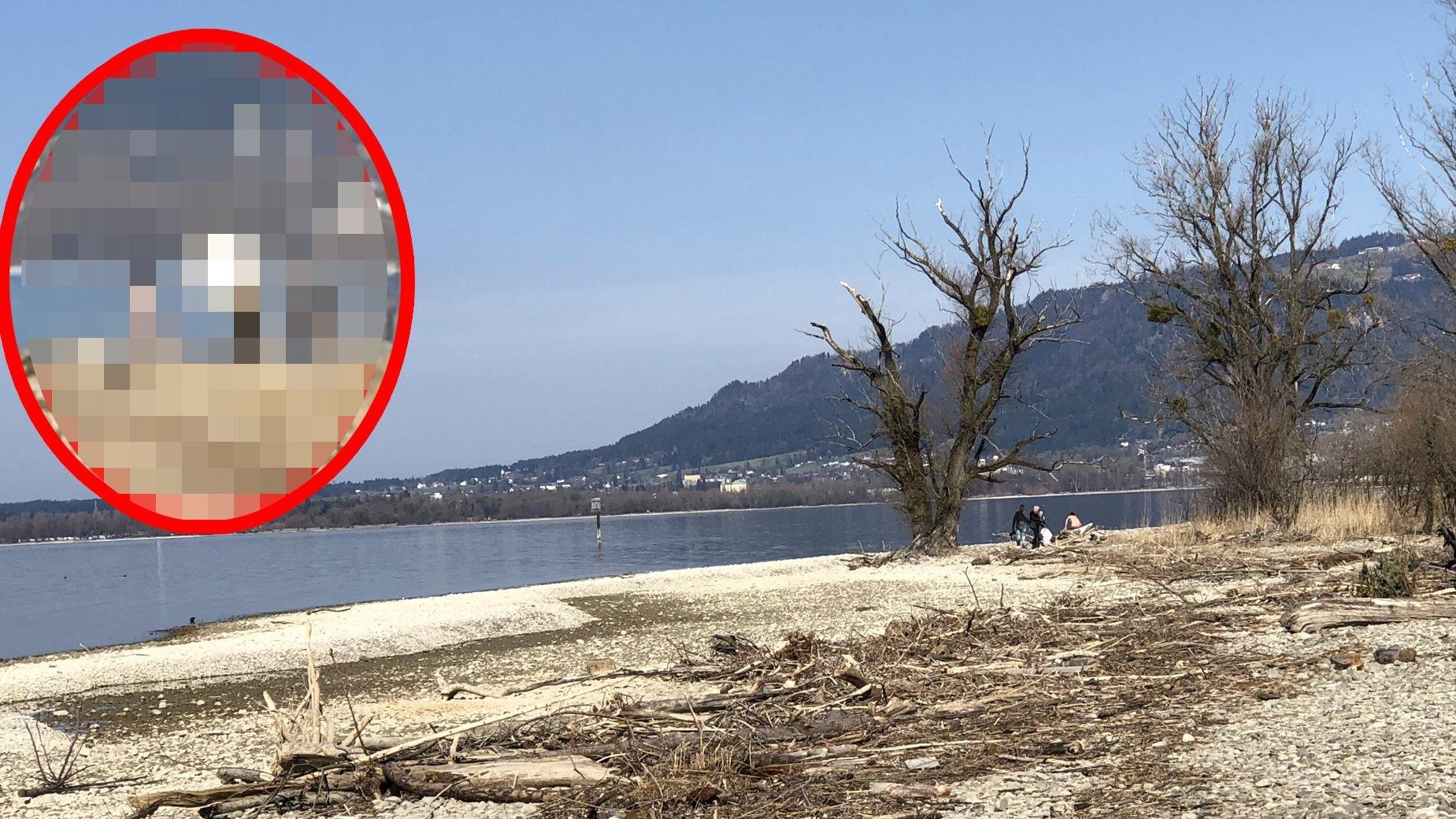 Vorarlberg: Nackt-Shooting am Bodensee in Bregenz
