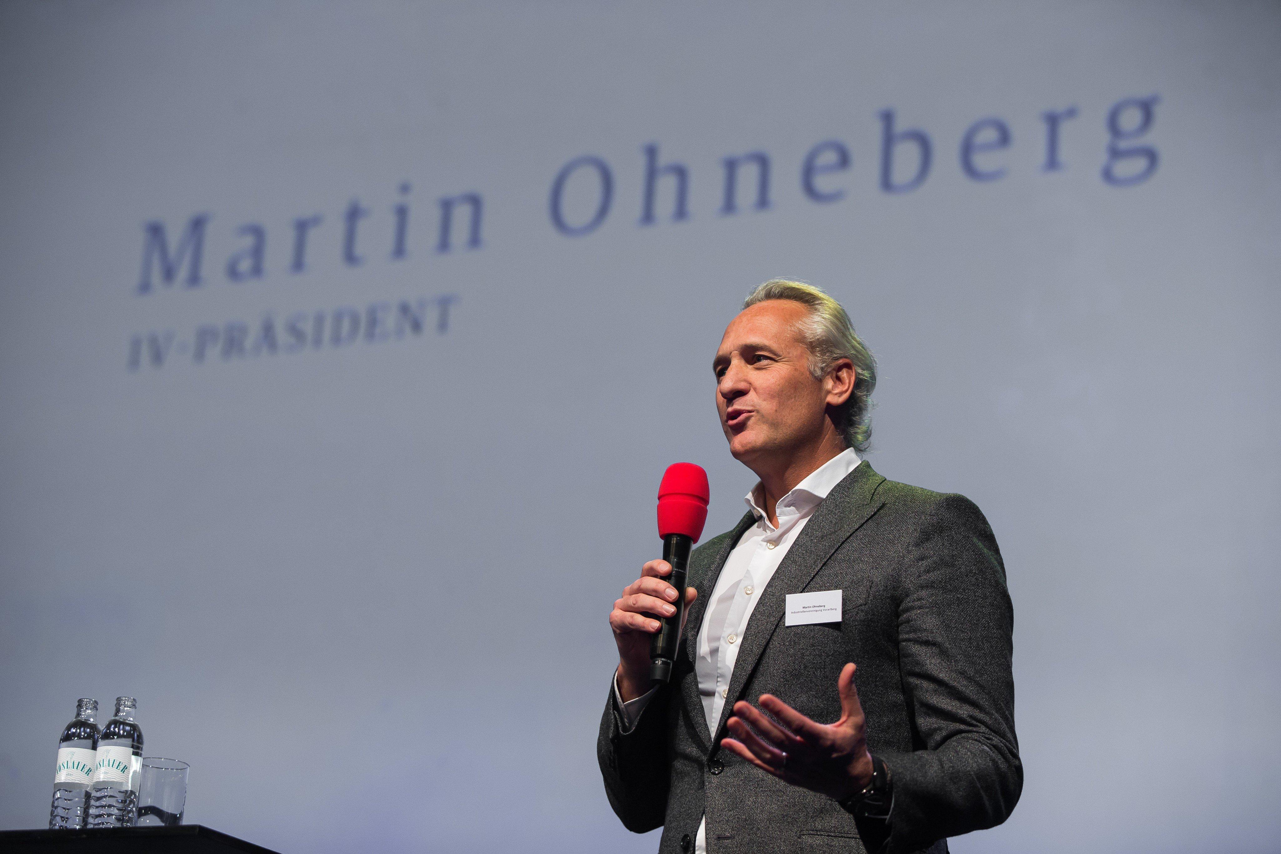 """Industrie freut sich auf """"Marke Vorarlberg"""""""