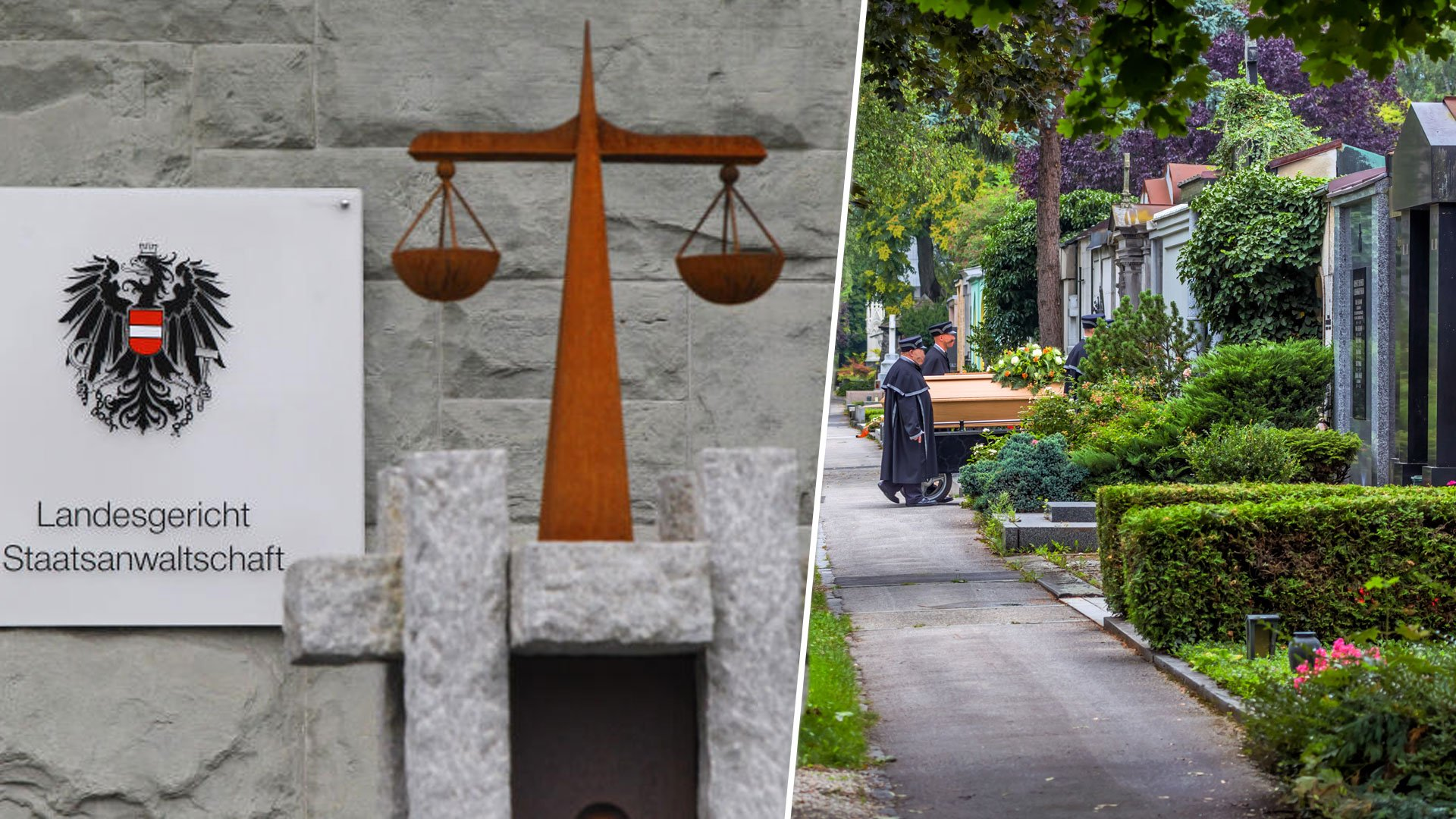 Vorarlberg: Morddrohungen bei Trauerfeier geäußert