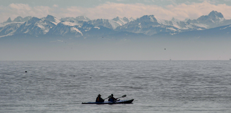 Vorarlberg: Sauerstoffvorräte im Bodensee endlich wieder voll