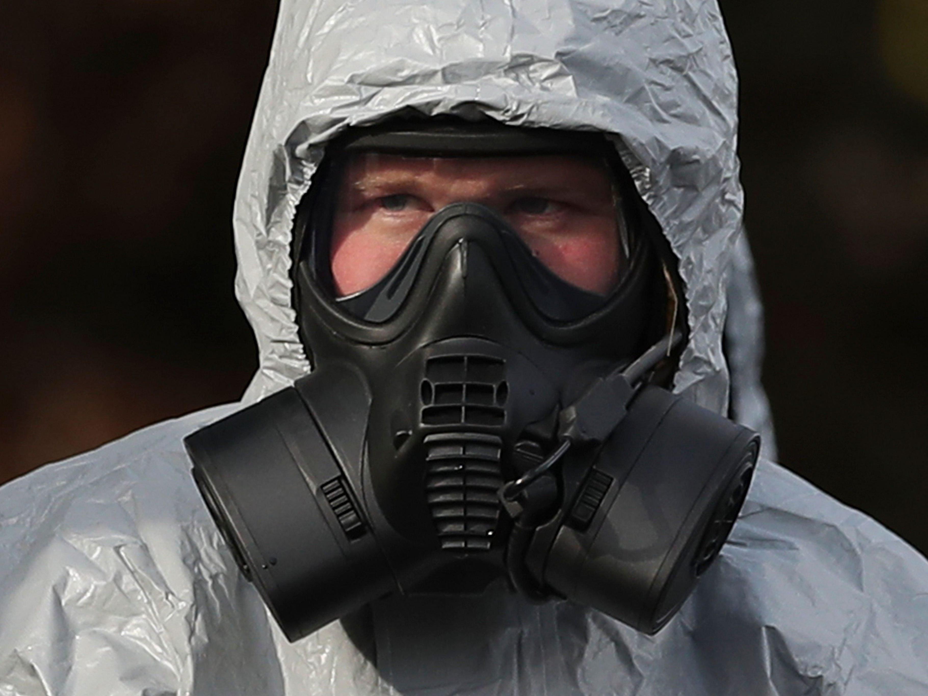 OPCW-Experten beraten über mutmaßlichen Gasangriff in Syrien